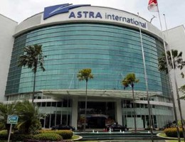 Astra International PT Tbk