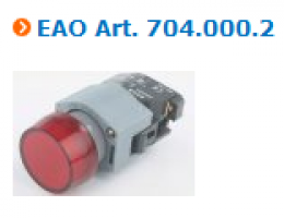 EAO IP 65 Protection Indicator Art. 704.000.2
