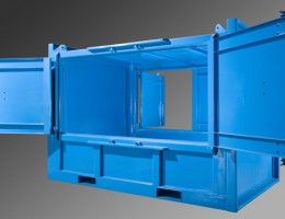 Oil & Gas Offshore Containers